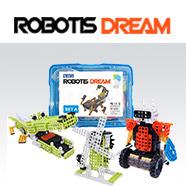 مجموعه محصولات ربات آموزشی رباتیس دیریم