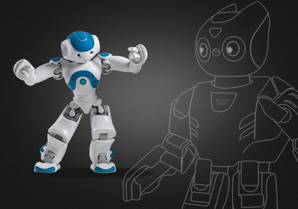 پلتفرم ربات انسان نما