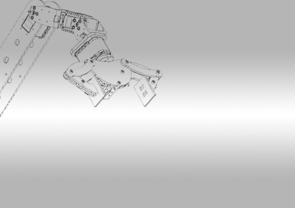 بازوی رباتیک و ربات صنعتی