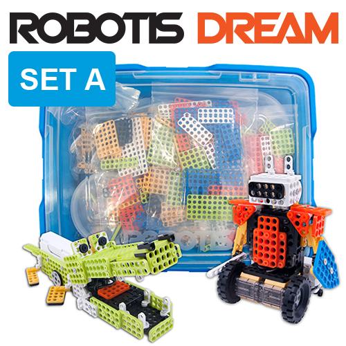 آموزش رباتیک با مجموعه دریم