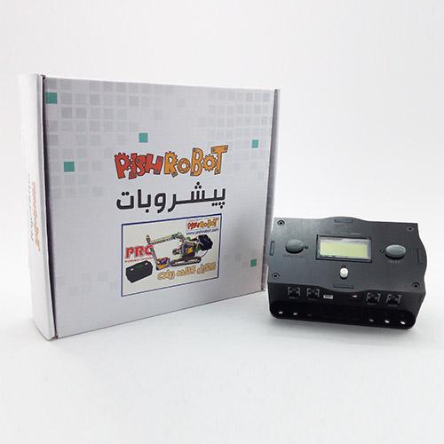prb200 کنترلر با قابلیت برنامه نویسی در محیط گرافیکی برای ربات ها