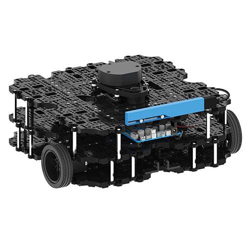 پلتفورم موبایل ربات با راس سیستم عامل ربات ها