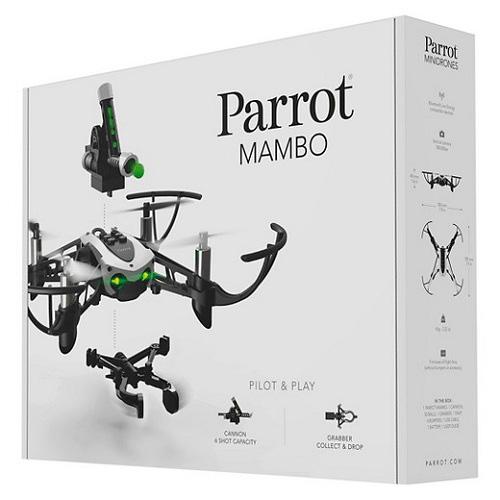 جعبه اصلی Parrot Mambo
