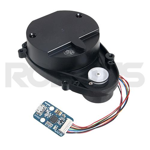 Robotis 360 Laser Distance Sensor LDS-01