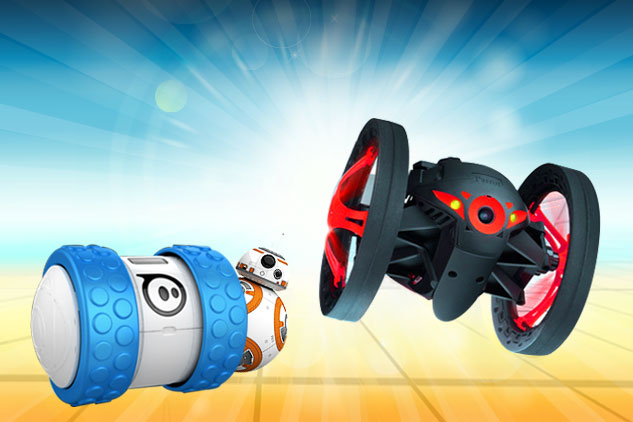 خرید ربات های اسباب بازی و سرگرمی
