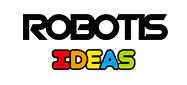 Robotis Ideas Brand Logo