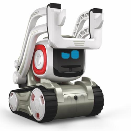 ربات مجهز به وایفای و بلوتوث کازمو