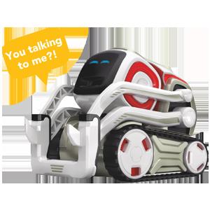 کازمو تلاش می کند با شما صحبت کند