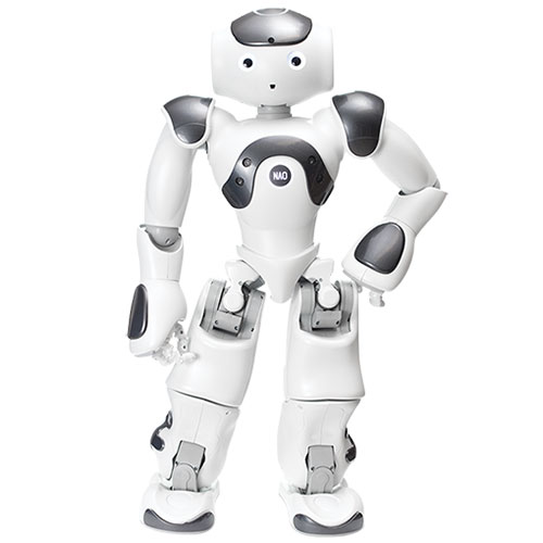 ربات انسان نمای هوشمند نائو نسخه ۶