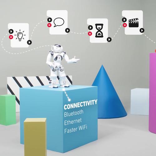 برنامه نویسی نائو ربات انسان نمای پیشرفته اجتماعی