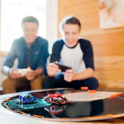 ماشین های مسابقه ای با هوش مصنوعی آنکی اور درایو