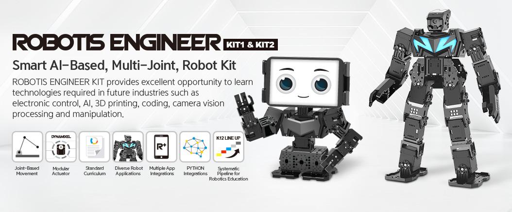 مشخصات کیت انجیرینگ رباتیس برای آموزش برنامه نویسی، چاپ 3 بعدی، هوش مصنوعی و رباتیک
