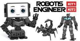 کیت مهندسی رباتیس برای آموزش برنامه نویسی، چاپ 3 بعدی، هوش مصنوعی و رباتیک