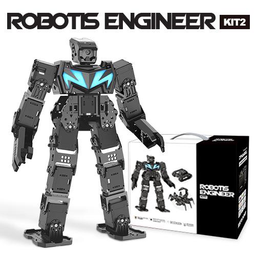 کیت رباتیس انجینیرینگ 2 با ربات انسان نما و ...