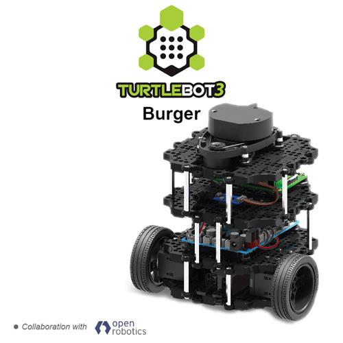 رباتیس ترتل بوت 3 (ربات لاک پشتی 3) نسخه برگر پای