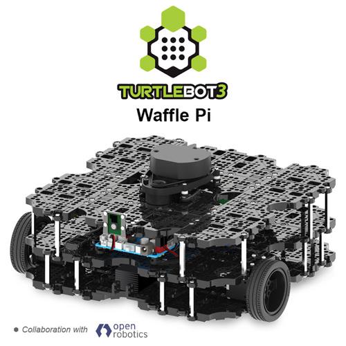 رباتیس ترتل بوت 3 (ربات لاک پشتی 3) نسخه وافل پای