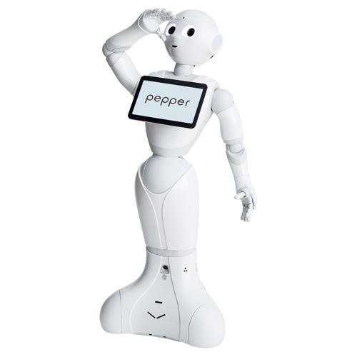 ربات انسان نمای پپر ربات اجتماعی با هوش مصنوعی