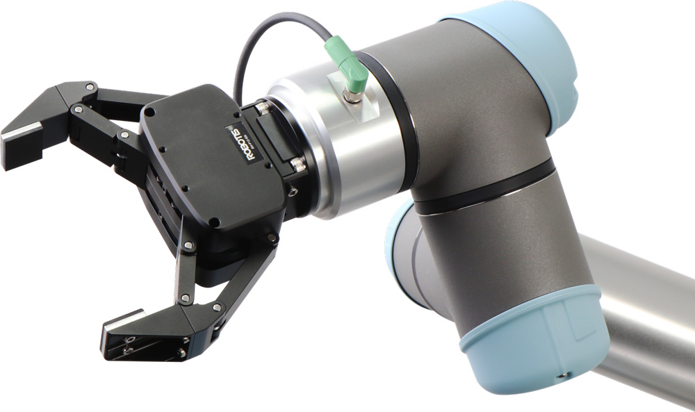 دست رباتیک مورد تایید یونیورسال رباتز