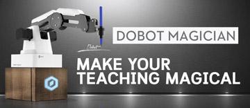 بازوی رباتیک آموزشی و کاربردی دوبات