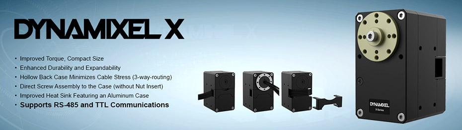 خصوصیات سروو موتور هوشمند داینامیکسل ایکس