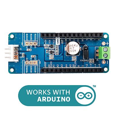 شیلد داینامیکسل برای برد آردوینو dynamixle shield for arduino mkr series